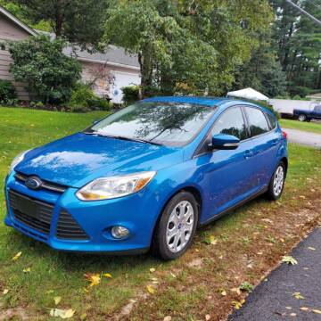 2012 Ford Focus for sale at Stellar Motor Group in Hudson NH