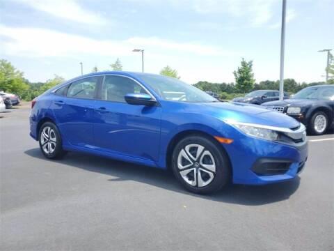 2018 Honda Civic for sale at Southern Auto Solutions - Lou Sobh Kia in Marietta GA