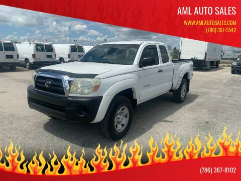 2006 Toyota Tacoma for sale at AML AUTO SALES - Pick-up Trucks in Opa-Locka FL