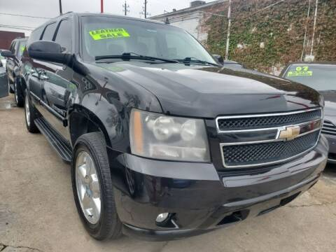 2008 Chevrolet Suburban for sale at USA Auto Brokers in Houston TX