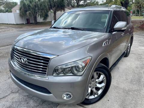 2011 Infiniti QX56 for sale at Unique Motors of Tampa in Tampa FL