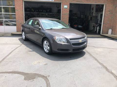2011 Chevrolet Malibu for sale at Hensley Auto Sales in Frankfort KY