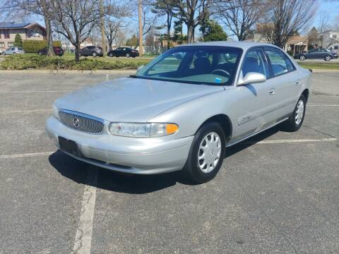 2001 Buick Century for sale at Viking Auto Group in Bethpage NY