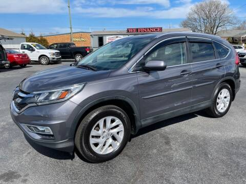 2015 Honda CR-V for sale at Modern Automotive in Boiling Springs SC