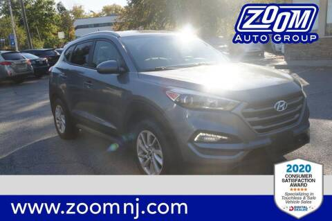 2016 Hyundai Tucson for sale at Zoom Auto Group in Parsippany NJ