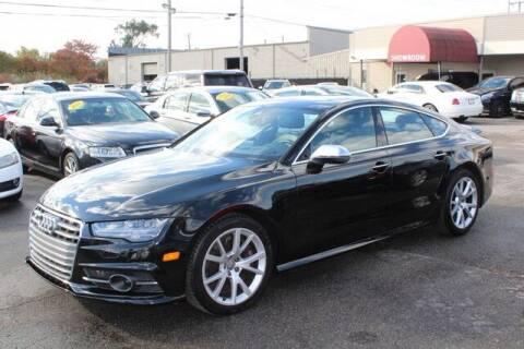 2016 Audi S7 for sale at Road Runner Auto Sales WAYNE in Wayne MI