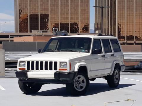 2001 Jeep Cherokee for sale at Pammi Motors in Glendale CO