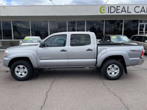 2015 Toyota Tacoma for sale at Ideal Cars Broadway in Mesa AZ