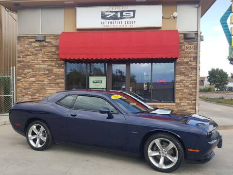 2017 Dodge Challenger for sale at 719 Automotive Group in Colorado Springs CO