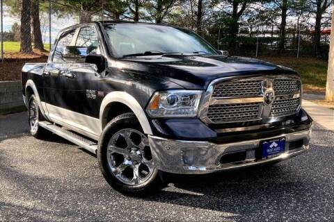 2015 RAM Ram Pickup 1500 for sale at TRUST AUTO in Sykesville MD