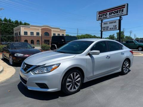 2017 Nissan Altima for sale at Auto Sports in Hickory NC