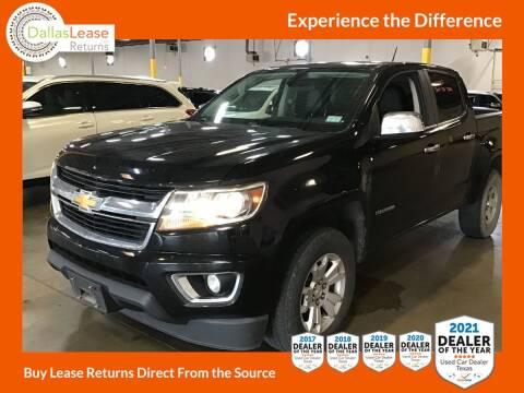 2015 Chevrolet Colorado for sale at Dallas Auto Finance in Dallas TX
