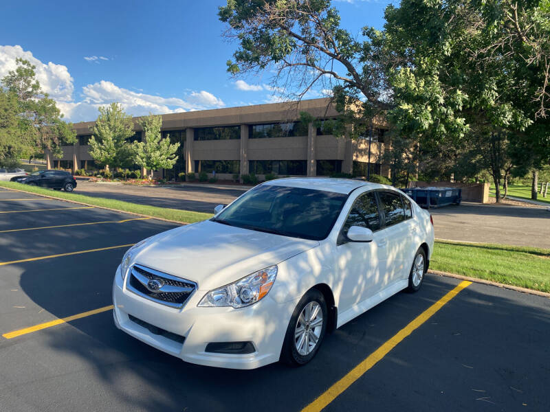 2011 Subaru Legacy for sale at QUEST MOTORS in Englewood CO