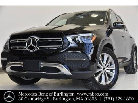 2020 Mercedes-Benz GLE for sale at Mercedes Benz of Burlington in Burlington MA
