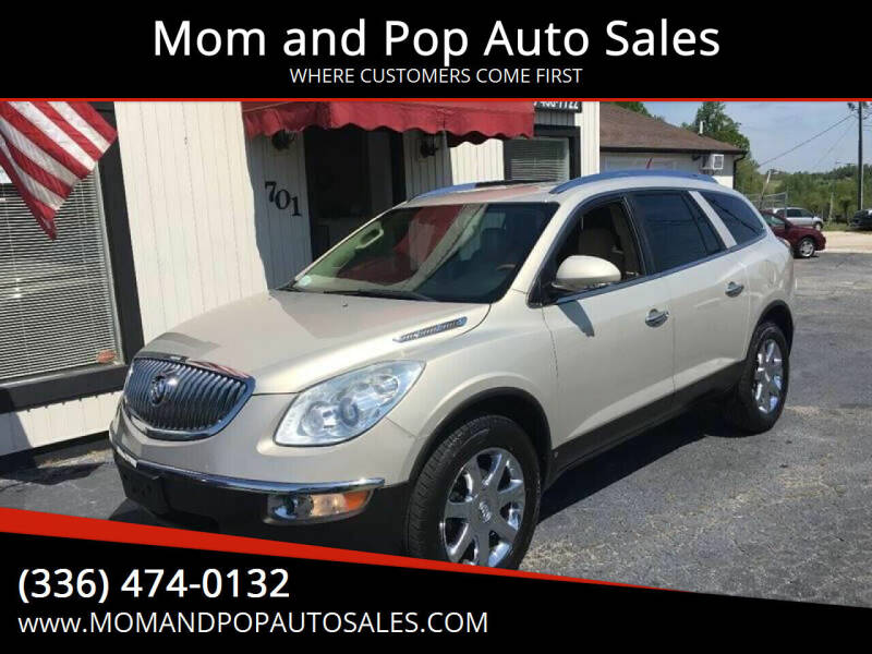 2008 Buick Enclave for sale at Mom and Pop Auto Sales LLC in Thomasville NC