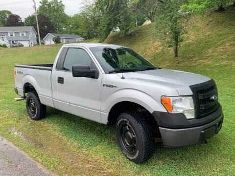 2014 Ford F-150 for sale at GROVER AUTO & TIRE INC in Wiscasset ME