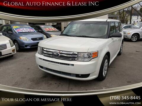 2011 Ford Flex for sale at Global Auto Finance & Lease INC in Maywood IL