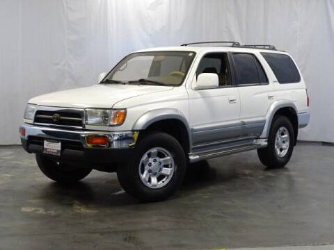 1998 Toyota 4Runner for sale at United Auto Exchange in Addison IL