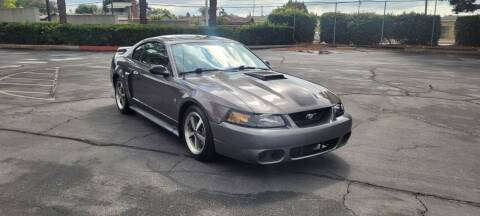 2003 Ford Mustang for sale at Alltech Auto Sales in Covina CA