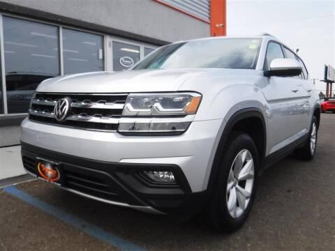 2019 Volkswagen Atlas for sale at Torgerson Auto Center in Bismarck ND