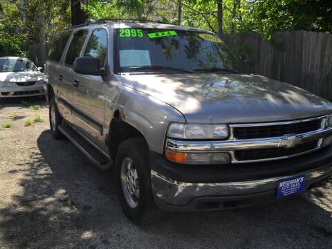 2001 Chevrolet Suburban for sale at Weigman's Auto Sales in Milwaukee WI