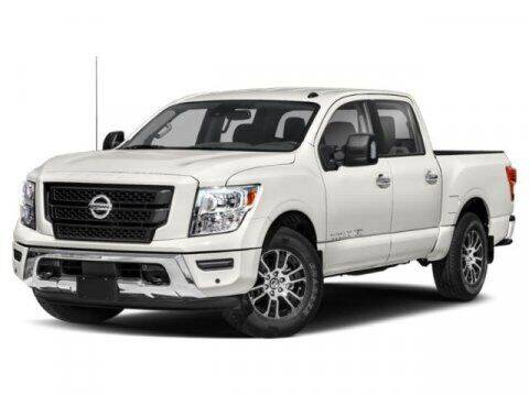 2021 Nissan Titan for sale at Scott Evans Nissan in Carrollton GA