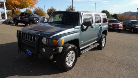 2007 HUMMER H3 for sale at Steve Johnson Auto World in West Jefferson NC