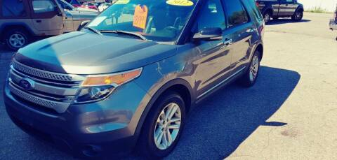 2012 Ford Explorer for sale at River Motors in Portage WI