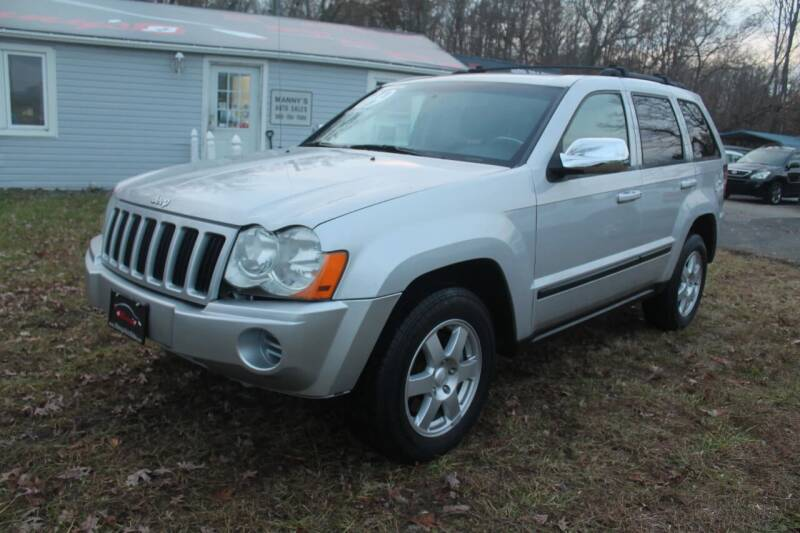 2009 Jeep Grand Cherokee for sale at Manny's Auto Sales in Winslow NJ