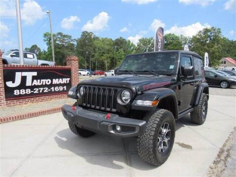 2019 Jeep Wrangler for sale at J T Auto Group in Sanford NC
