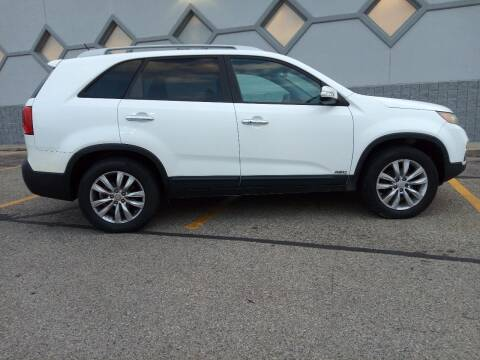 2011 Kia Sorento for sale at Double Take Auto Sales LLC in Dayton OH
