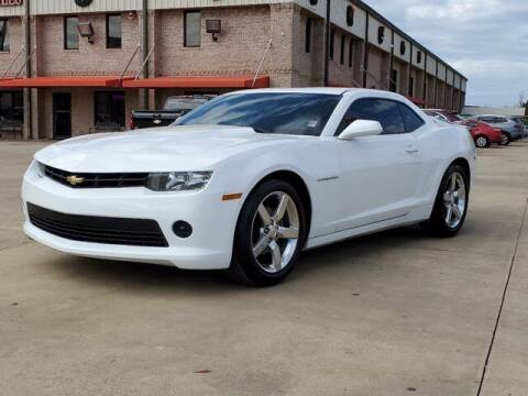2014 Chevrolet Camaro for sale at Best Auto Sales LLC in Auburn AL