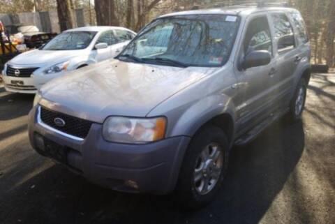 2001 Ford Escape for sale at T-O-G Auto Sales, LLC. in Jonesboro GA