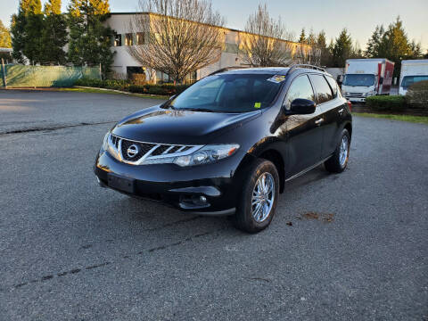 2012 Nissan Murano for sale at Car Craft Auto Sales Inc in Lynnwood WA