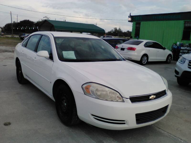 2011 Chevrolet Impala for sale at Warren's Auto Sales, Inc. in Lakeland FL