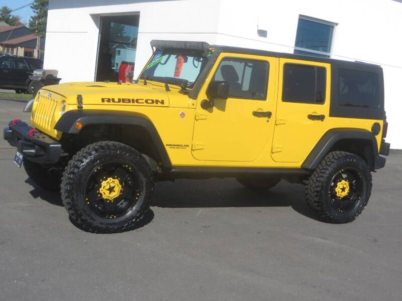 2015 Jeep Wrangler Unlimited for sale at Price Auto Sales 2 in Concord NH