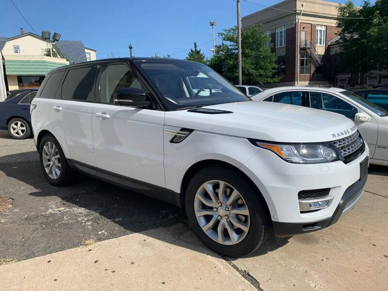 2017 Land Rover Range Rover Sport for sale at Towne Auto Sales in Kearny NJ