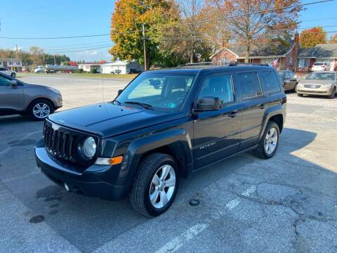 2014 Jeep Patriot for sale at US5 Auto Sales in Shippensburg PA