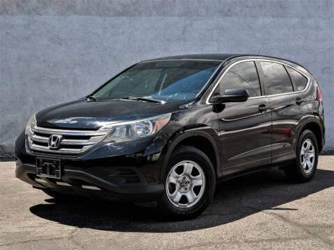 2012 Honda CR-V for sale at Divine Motors in Las Vegas NV