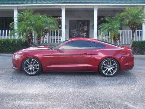 2016 Ford Mustang for sale at Thomas Auto Mart Inc in Dade City FL