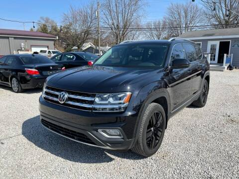 2018 Volkswagen Atlas for sale at Davidson Auto Deals in Syracuse IN
