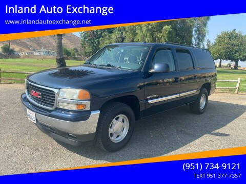 2005 GMC Yukon XL for sale at Inland Auto Exchange in Norco CA