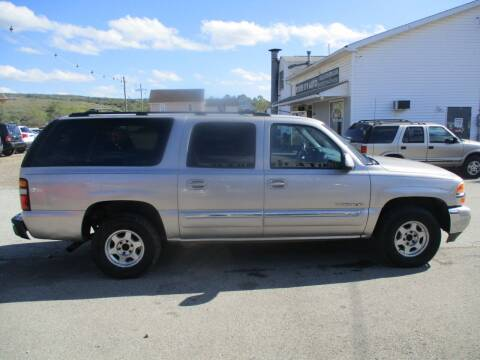 2006 GMC Yukon XL for sale at ROUTE 119 AUTO SALES & SVC in Homer City PA