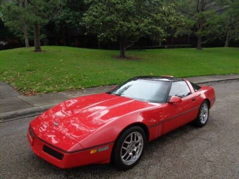 1990 Chevrolet Corvette for sale at Houston Auto Preowned in Houston TX