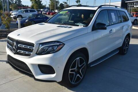 2017 Mercedes-Benz GLS for sale at PHIL SMITH AUTOMOTIVE GROUP - MERCEDES BENZ OF FAYETTEVILLE in Fayetteville NC