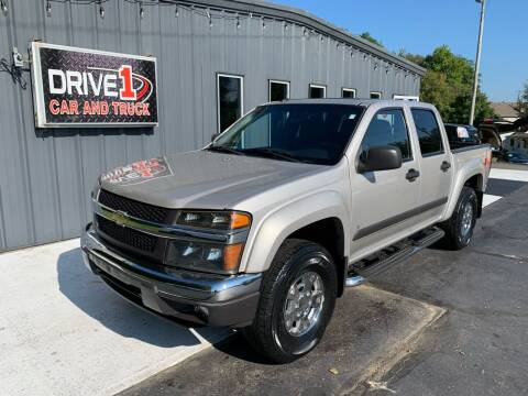 2008 Chevrolet Colorado for sale at Drive 1 Car & Truck in Springfield OH