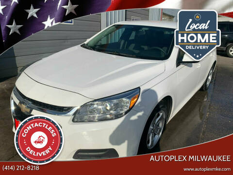 2014 Chevrolet Malibu for sale at Autoplex 2 in Milwaukee WI