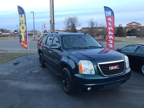 2007 GMC Yukon XL for sale at Lux Car Sales in South Easton MA