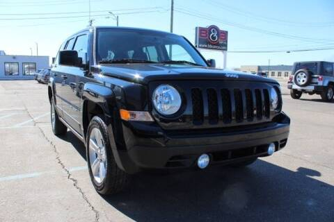 2014 Jeep Patriot for sale at B & B Car Co Inc. in Clinton Twp MI