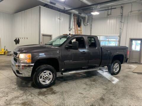 2011 Chevrolet Silverado 2500HD for sale at Government Fleet Sales in Kansas City MO